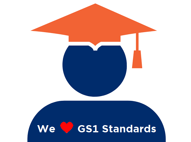 We Love GS1 Standards